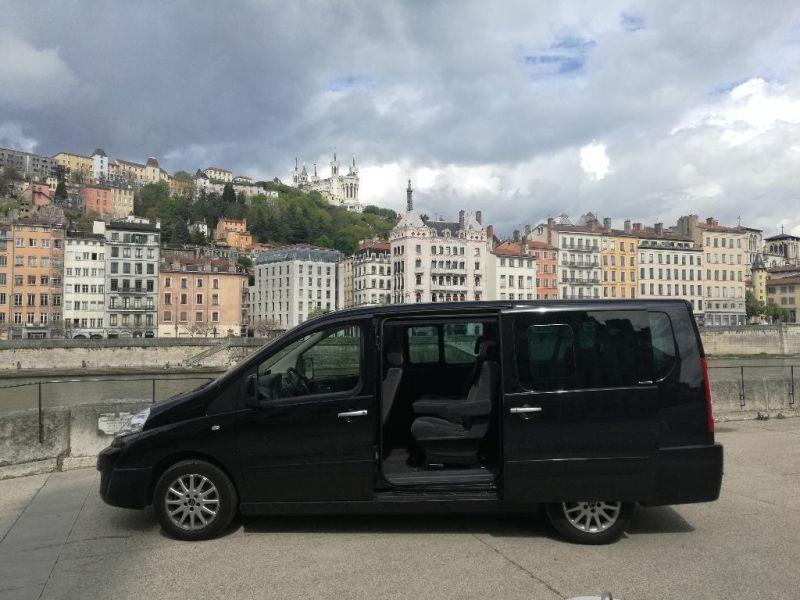 ELIT TRansports Lyon aéroport